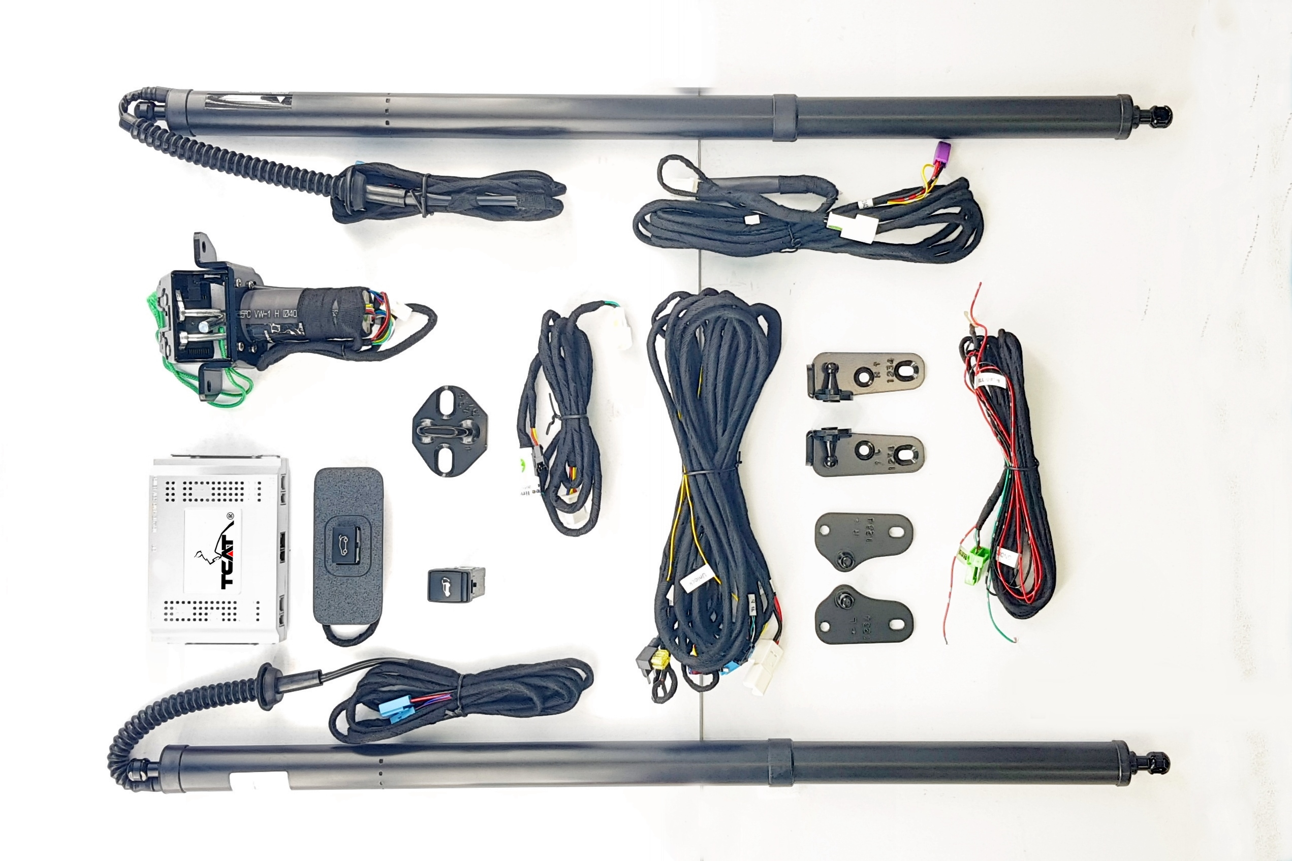 Nissan Serena Power Tailgate available by TC Auto Tooling TCAT